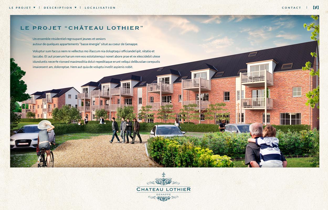 Chateau-Lothier-02-projet