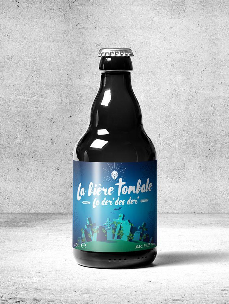 La Bière Tombale
