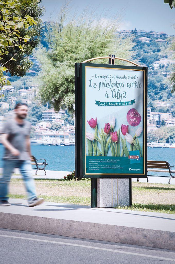 City 2 Campagne Printemps 2016