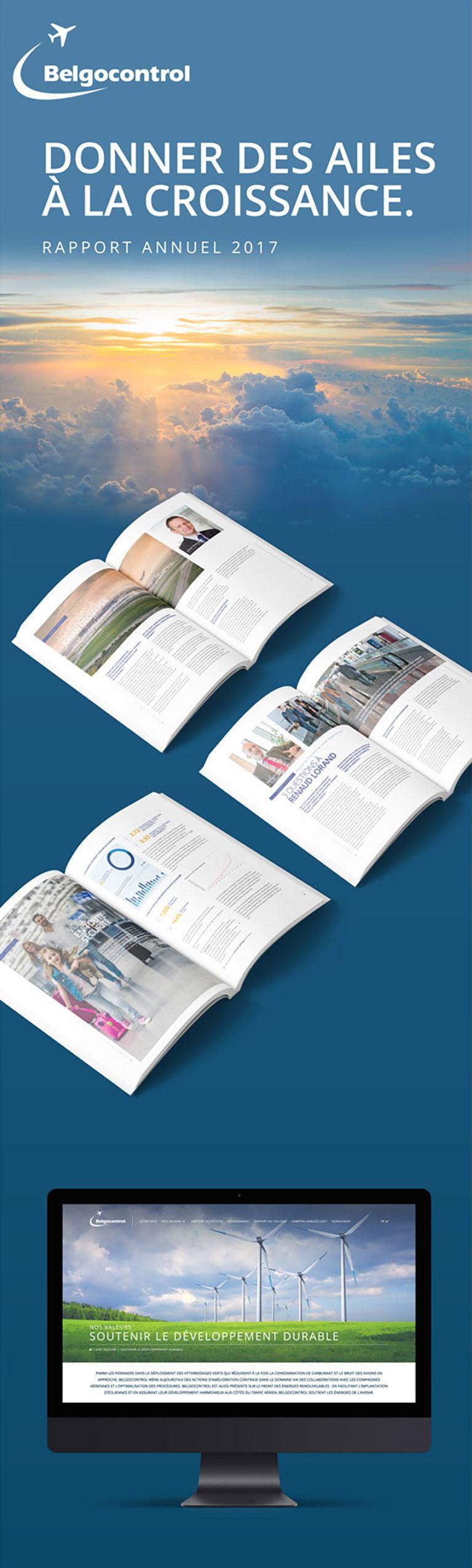 Belgocontrol Annual Report 2017